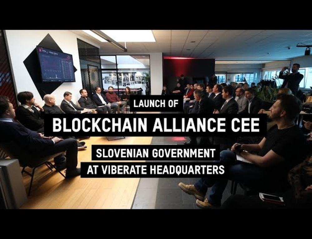 Slovenia is becoming target destination for blockchain companies